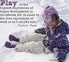 value of play